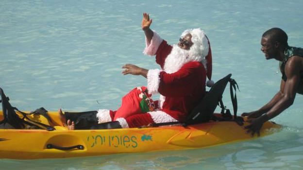 60% der jamaikanischen Bevölkerung gehören einer protestantischen Kirche an, dementsprechend wird auch auf der Karibikinsel Weihnachten gefeiert.