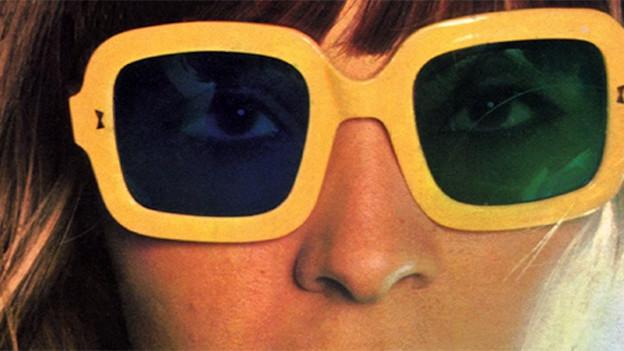 Ausschnitt des Buchcovers«Yé-Yé Girls of '60s French Pop»