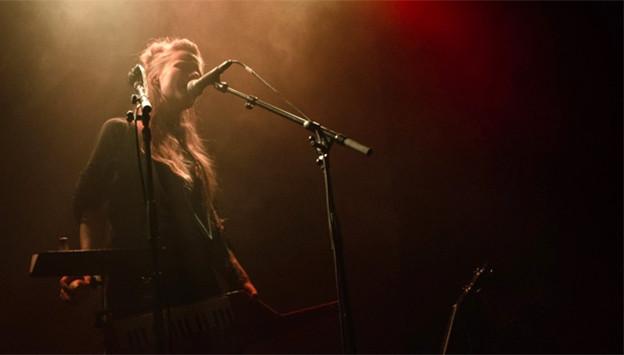 Konzertbild von Nadja Stoller