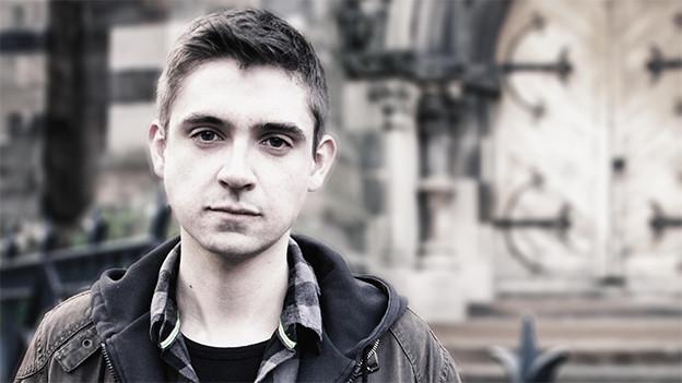 Porträtbild des Musikers C Duncan