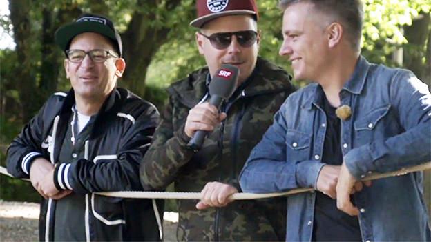 Die Rap-Truppe Fettes Brot