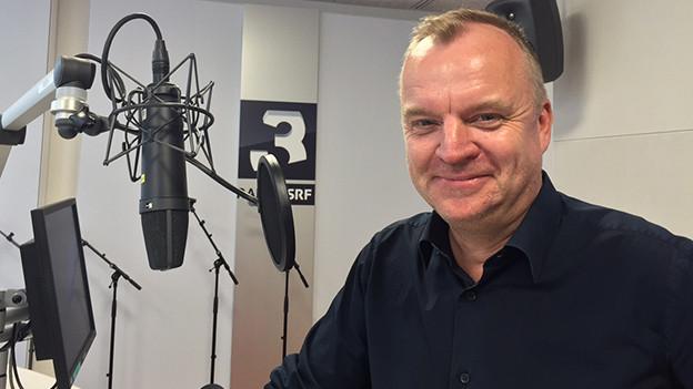 Watson-Chefredaktor Hansi Voigt.