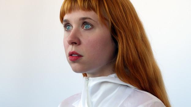 Porträtbild von Holly Herndon
