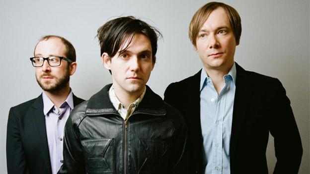 Die amerikanische Indie Rockband Bright Eyes.