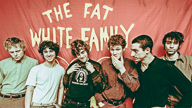 Bandbild von «Fat White Family»