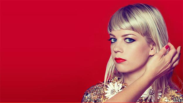 Porträtfoto der kanadischen Sängerin Basia Bulat