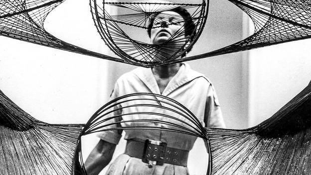 Peggy Guggenheim hat eine der bedeutendsten Kunstsammlungen zusammengestellt.