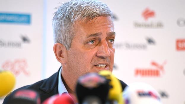 Trainer der Schweizer Nationalmannschaft: Vladimir Petkovi?