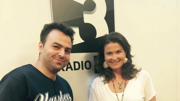 Ayo Hope mit Judith Wernli