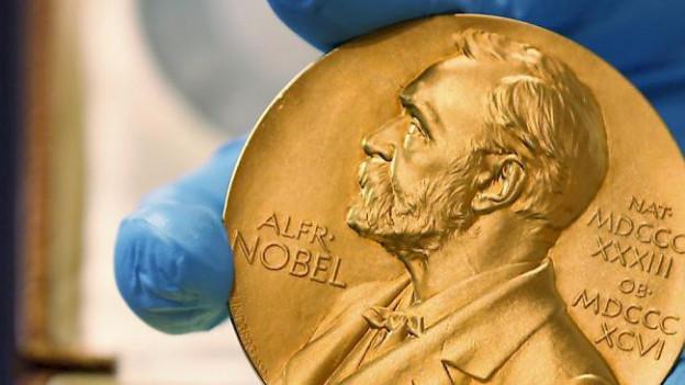Der Chemie-Nobelpreis geht an den Schweizer Jacques Dubochet, Joachim Frank (USA) und Richard Henderson (UK)