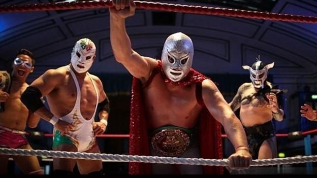 Wrestlekämpfer