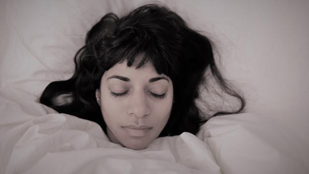 Redaktorin Reena Thelly hat den Schlaf wieder gefunden