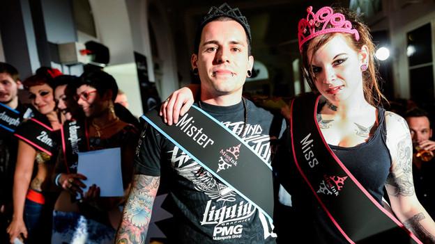 Mister und Miss Ink 2013