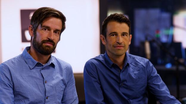 Zu Gast im Focus: Daniel und Markus Freitag