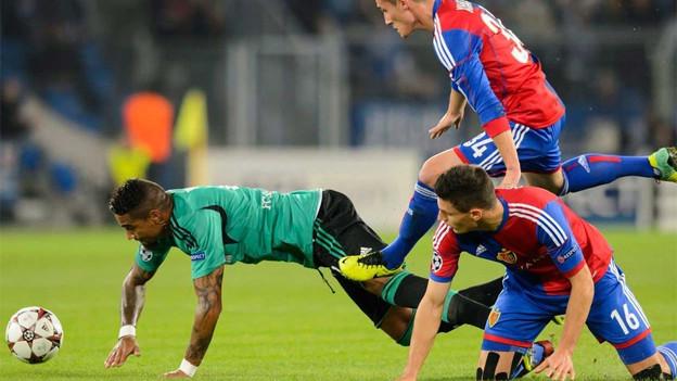 Wer strauchelt in der Champions League? Der FC Basel oder Schalke 04?