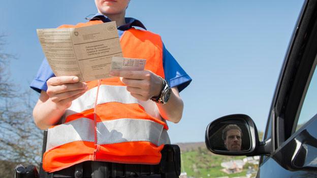 Vujo verliert seinen Führerausweis.