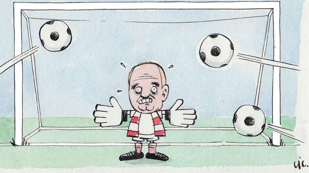 FC Bayern München Präsident Uli Hoeness wurde zu 3,5 Jahren Haft verurteilt.
