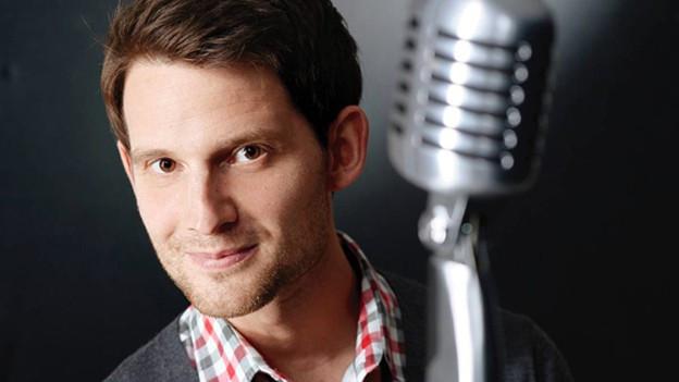 Comedian Fabian Unteregger