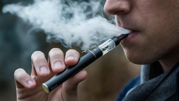 Die neue E-Zigarette.