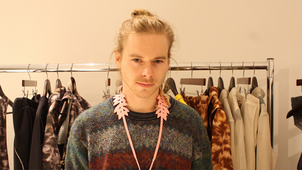 Julian Zigerli - Modedesigner