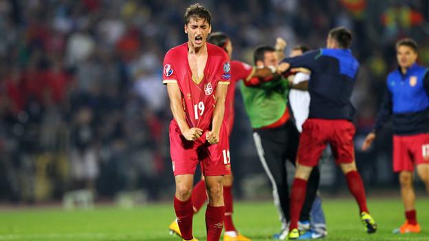 Albanischer Nationalspieler.