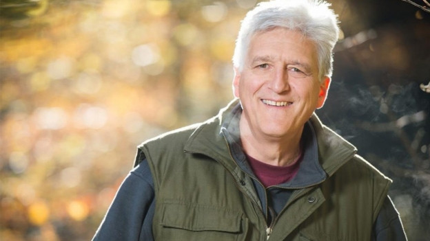 TV-Naturexperte Andreas Moser.