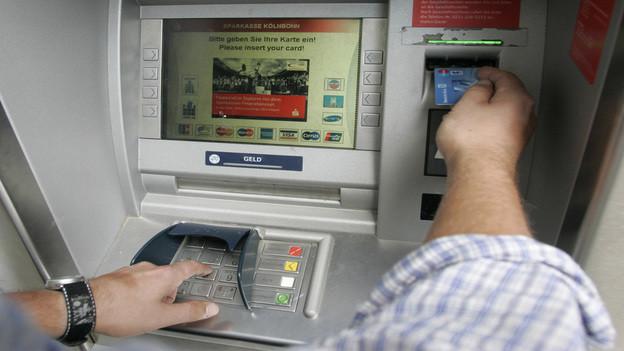 Prepaid-Kreditkarten überziehen ist möglich