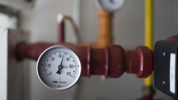 Energie-Contracting kann ins Geld gehen.