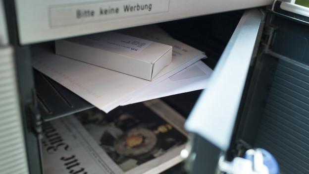 Wenn die Post im falschen Briefkasten landet, ist Ärger vorprogrammiert.