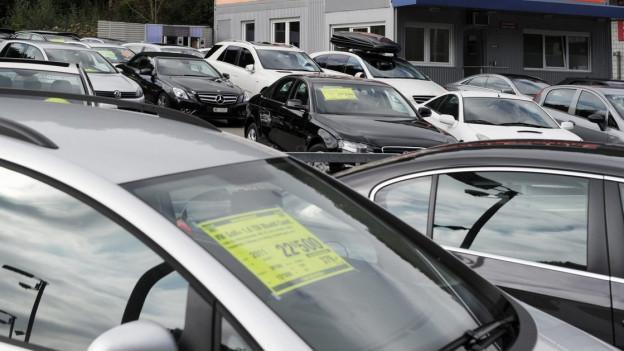 Beim Autoverkauf wird gerne mal getrickst.