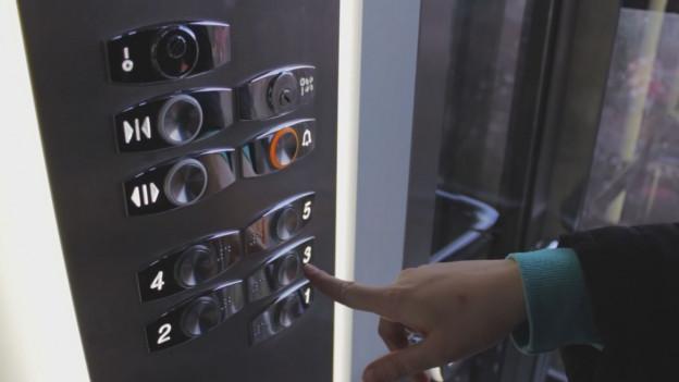Die Notfalltelefonie im Lift wird ab 2017 teurer