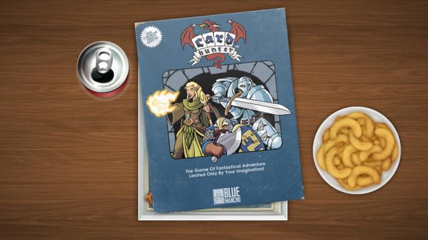 Flips, Cola, Regelbuch: «Card Hunter» gibt sich Mühe, die Eintrittsschranken für Rollenspiel-Nerds zu senken