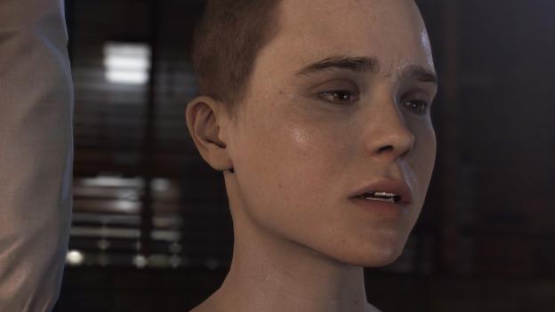 Ellen Page als Jodie Holmes