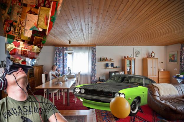 Das Wohnzimmer der Schweizer