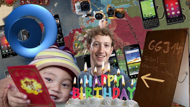 Happy Birthday, Marks Netzwerk