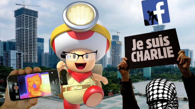 Captain Toad to the Rescue!