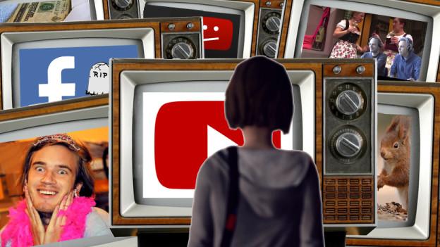 Youtube ist immer und überall