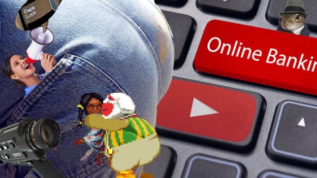 Clowns, Tastaturen und CAPS LOCK!