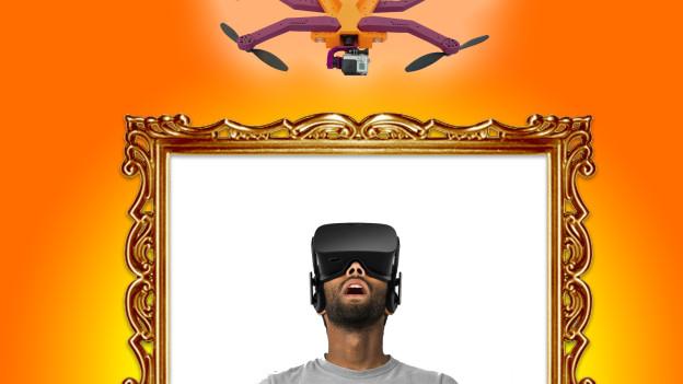 2016: Voll Virtual Reality.