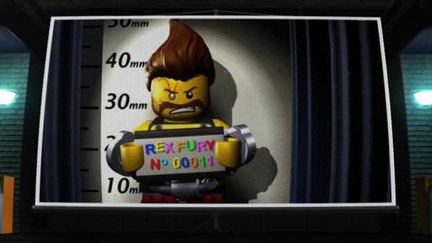 So sehen Bösewichte in der Lego City aus.