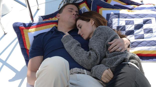 Warnung an Fans von Channing Tatum: Als Mann von Emily (Rooney Mara) lebt er nicht lange.