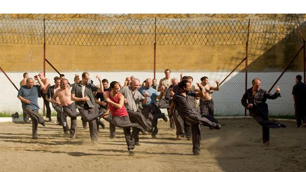 Im Gefängnis greift das Tangofieber um sich, von wegen «Tango libre».