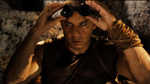 Vin Diesel will als Riddick cool sein und ist nur lächerlich: Riddickulous.