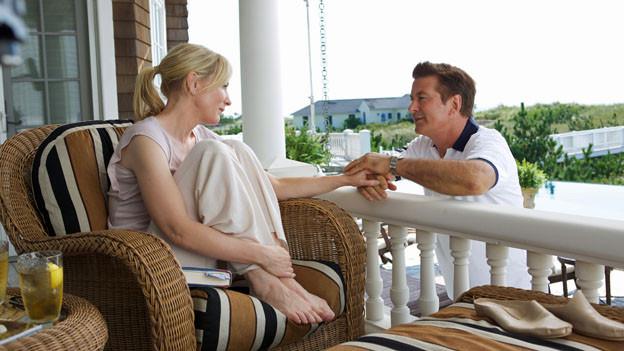Jasmine (Cate Blanchett) und ihr ihr wohlhabender Mann Hal (Alec Baldwin) vor der Krise.