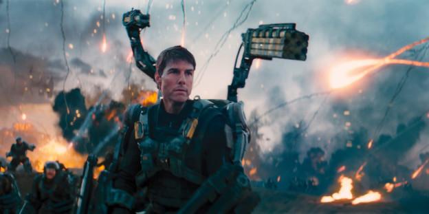 Mit jeder Auferstehung lernt Major Crane (Tom Cruise) besser mit seiner Ausrüstung umzugehen.