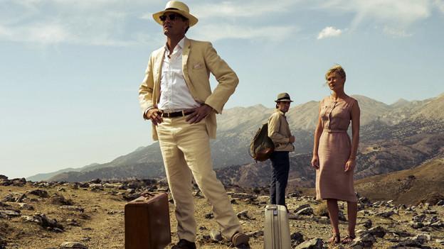 Glanzvolles Trio: Viggo Mortensen (links), Oscar Isaac und Kirsten Dunst.