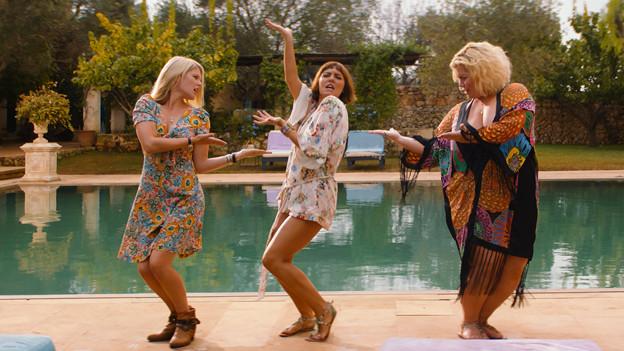 «Girls Just Wanna Have Fun»: Taylor (Hannah Arterton), Maddie (Annabel Scholey) und Lil (Katy Brand).