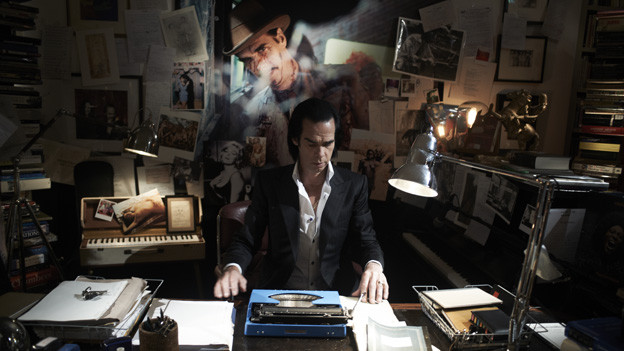 Kreatives Chaos: Nick Cave im Nick Cave Archiv.