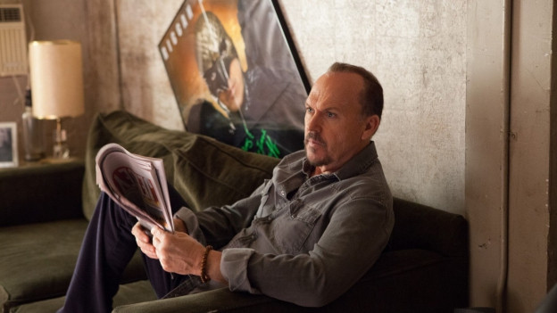 Der ehemalige Batman-Darsteller Michael Keaton brilliert als ehemaliger Birdman-Darsteller Riggan.