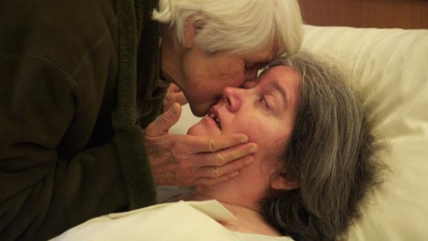 Jann Kesslers Grossmutter und MS-kranke Mutter.